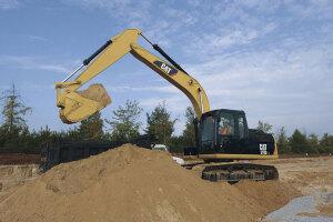 卡特彼勒318D2 L履带挖掘机