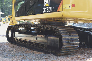 卡特彼勒Cat 318D2 L液壓挖掘機圖片集