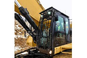 卡特彼勒390F L大型矿用挖掘机图片集