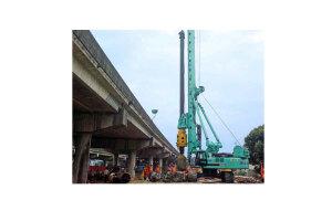 金泰SH32旋挖钻机图片集