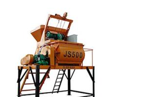海州机械JS500 混凝土搅拌机 图片集