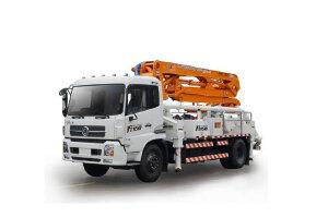 中聯重科ZLJ5161THB 22H-4Z混凝土泵車