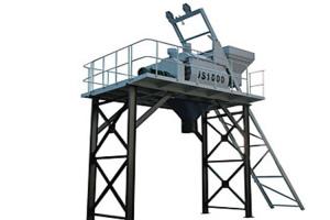 海州机械JS1000 混凝土搅拌机 图片集
