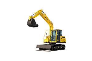 临工E690F履带挖掘机