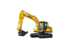 临工E6135F履带挖掘机