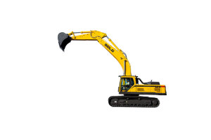 临工E6460F履带挖掘机