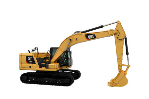 卡特彼勒新一代320液壓挖掘機圖片集