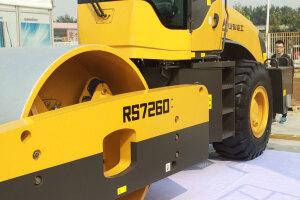 臨工RS7260單鋼輪壓路機圖片集