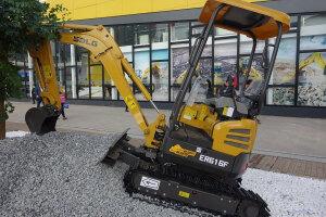 临工ER616F履带挖掘机