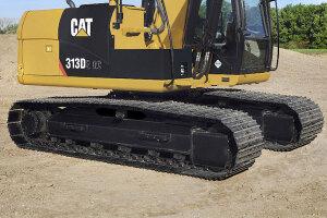 卡特彼勒Cat 313D2 GC液压挖掘机图片集