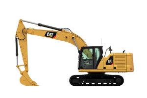 卡特彼勒新一代320 GC液压挖掘机图片集