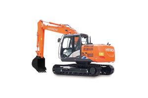 日立ZX130-5A履带挖掘机