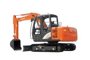 日立ZX60-5A履带挖掘机
