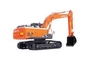 日立ZX200-5A履带挖掘机图片集
