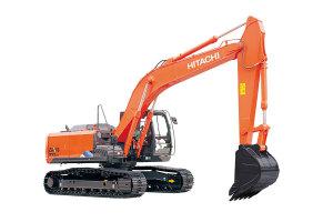 日立ZX210LC-5A履带挖掘机