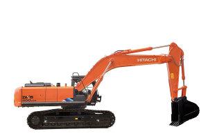 日立ZX400LCH-5A履带挖掘机图片集
