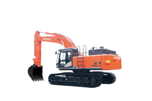 日立ZX690LCH-5A履带挖掘机