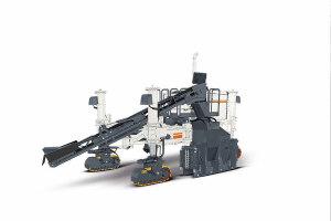 維特根SP 61滑膜攤鋪機
