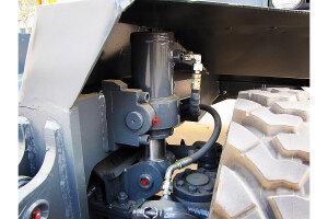 寶鼎BD95W-9A多功能輪式挖掘機圖片集