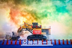 徐工XE7000正鏟挖掘機圖片集