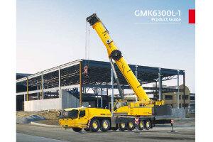 格鲁夫GMK6300L-1全路面起重机图片集