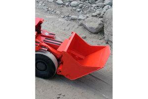 山特维克LH409E电动铲运机图片集