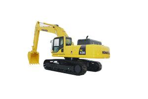 小松PC430-8履带挖掘机