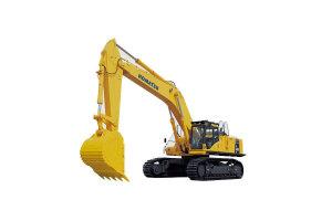 小松PC650LC-8E0(SE)矿用挖掘机图片集