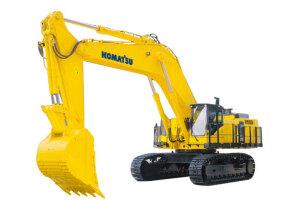 小松PC1250-8矿用挖掘机图片集