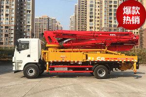 三一SYM5230THB 370C-8(C8系列37米)混凝土泵车
