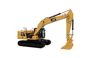 卡特彼勒新一代Cat 330液压挖掘机图片集