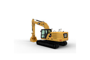 卡特彼勒新一代Cat330液压挖掘机图片集