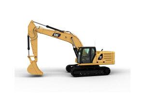 卡特彼勒新一代Cat330GC液压挖掘机图片集