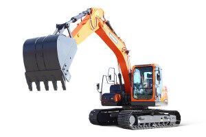 斗山DX130-9C履带挖掘机图片集