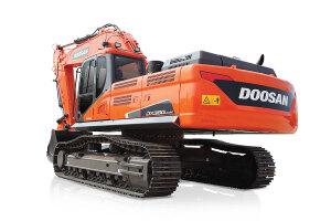 斗山DX380LC-9C履带挖掘机