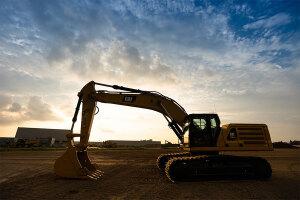 卡特彼勒新一代Cat345GC液压挖掘机