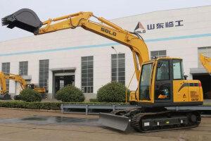 临工E675F挖掘机