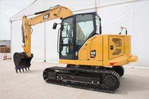 卡特彼勒新一代Cat 308.5液壓挖掘機圖片集