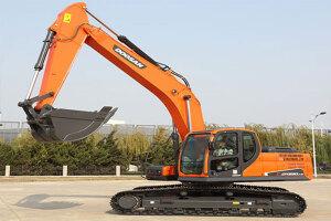 斗山DX230LC-9C履带挖掘机图片集