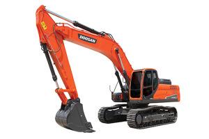斗山DX340LC-9C履带挖掘机