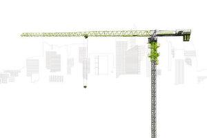 中联重科T6013A平头塔式起重机图片集