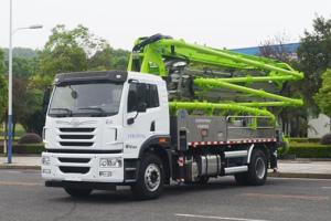 中聯重科ZLJ5200THBJE 32X-4RZ泵車