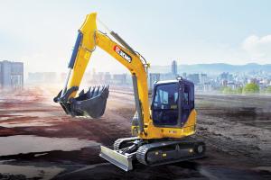 徐工XE55DA 履带式挖掘机