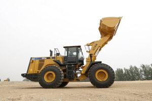 山工SEM680D 轮式装载机