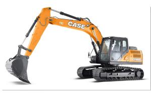 凯斯CX180C 大型挖掘机图片集