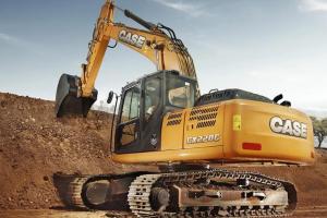 凯斯CX220C 履带挖掘机图片集