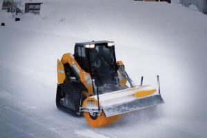 凯斯TV380 履带式滑移装载机图片集
