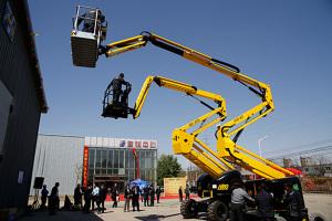 AIRO曲臂式高空作业平台图片集3