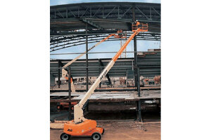 捷尔杰JLG800A曲臂式升降平台-高空作业平台图片集