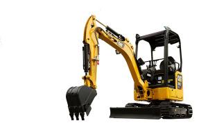 卡特彼勒新一代301.7 CR迷你型挖掘機